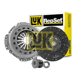 New Luk Clutch Kit For Ford New Holland Ts110 Ts115 Ts90 633237333 633 2373 33