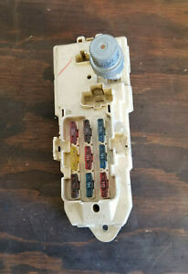 Fuse Box With Relay Integration Module 1989 1995 Toyota Pickup 1990 1995 4runner