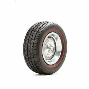 215 70r15 Radial T A Bf Goodrich Tire With 2 75 White Wall Modified Sidewall