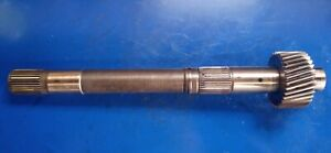 1960 61 62 63 64 Ford Aluminum Fordomatic 2 Speed Input Shaft W Sun Gear