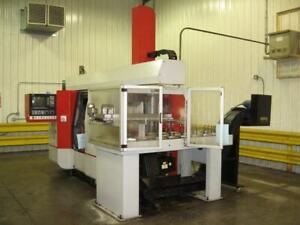 Emco maier Emco turn 465ds 6 axis Cnc Turning Center 15943