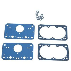 Proform Parts Gaskets Holley Non Stick Fuel Bowl Metering Block Set Of 4 67220
