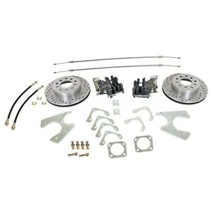 Summit Racing Rear Drum to disc Brake Conversion Kit Sum bk1626 ds