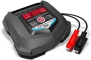 Rapid Battery Charger And 15a Maintainer Auto Voltage Agm Gel And Deep Hook Up