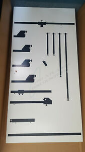 Mo Clamp Display Board For Autobody Shop Tools Accessories Board Only 2 x4