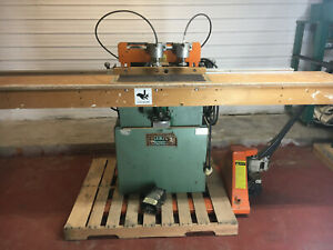 Ritter R800 3 phase Two Spindle Horizontal Boring Machine