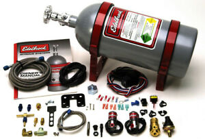 Nitrous Oxide Injection System Kit Performer Efi Dry System Fits 03 04 Mustang
