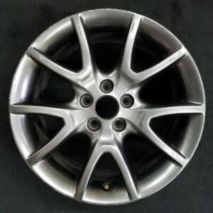 17 Inch Dodge Dart 2013 2015 2016 Oem Factory Original Alloy Wheel Rim 2481b