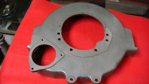 Model A Bellhousing 1928 1931 3 And 4 Speed Transmission Flathead Flywheel Cover
