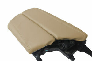Console Lid Armrest Cover Leather For Bmw F10 528 535 2011 2016 Beige