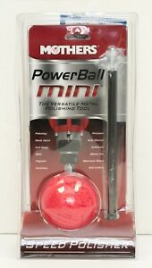 Ma4 Mothers 05141 Power Ball Mini Polishing Tool With 10 Extension