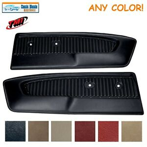 Pony Panels For 1965 1966 Mustang By Tmi Made In The Usa Any Color