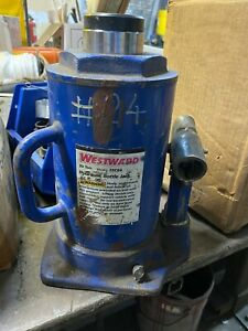 Westward 30 Ton Hydraulic Bottle Jack Model 3zc64
