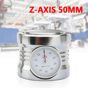 Z Axis Zero Pre setter Tool Setter For Cnc Router 50 0 001mm Magnetic Mechanical