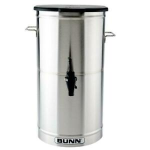Bunn 34100 0000 Tdo 4 Gal Iced Tea Coffee Dispenser With Solid Lid