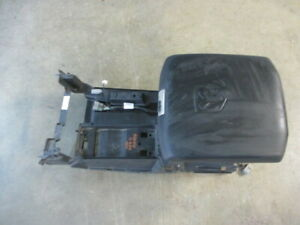 2013 2015 Dodge Ram 1500 2500 3500 4500 Center Floor Console Assembly Oem Lkq