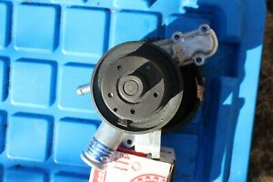 Alfa Romeo New Water Pump For Giulietta And 101 Giulia Cars 1956 65