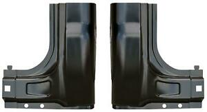 Cab Corner With Ext For 99 16 Ford F250 350 Super Cab Super Duty Pickup Pair