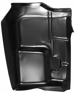 Cab Floor Half Fits 82 93 Chevy S10 S15 Pickup 2 4 Wd Jimmy Blazer Right