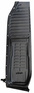 Floor Pan Half With Seat Track For 52 72 Vw Beetle Left