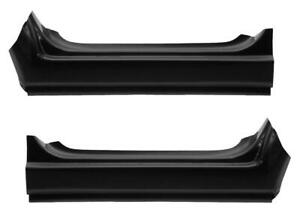 Oe Style Rocker Panel For 71 95 Chevy Gmc Vans Pair