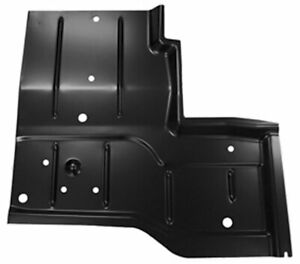 Rear Floor Pan For 87 95 Jeep Wrangler Yj 76 86 Cj7 Left