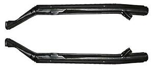 Heater Channels With Bottom Plate For 69 78 Vw Beetl Super Pair