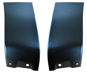Rear Lower Section Of Front Fender Fits 88 99 Chevy 88 00 Gmc Pair