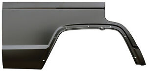 Quarter Panel Skin 4 Door For 84 96 Jeep Cherokee Wagoneer right
