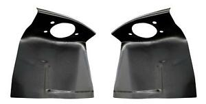 Front Shock Tower Sections For 71 79 Vw Super Beetl Pair