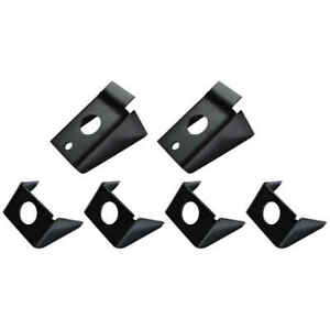 Body Mount Kit 6 Pcs For 87 95 Jeep Wrangler Yj
