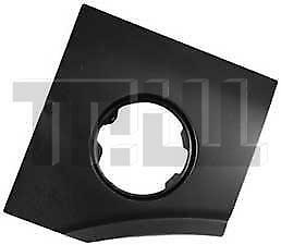 Gas Fuel Filler Hole Plate For 00 07 Ford Focus