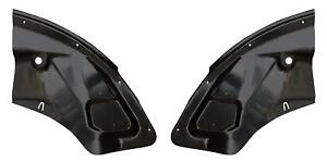 Front Wheelhouse Sections W Bumper Bracket Retainer Fit 61 67 Vw Beetl Pair
