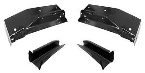Rear Cab Floor Sections Floor Support Kit For Chevy Gmc 67 72 Pickup Truck
