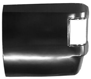 Rear Quarter Panel Section For 73 87 Chevy Gmc Pickup Left