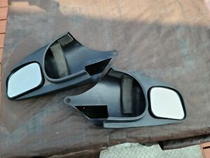 Towing Mirror Extensions Universal