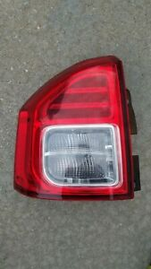 2011 2012 2013 Jeep Compass Left Rear Taillight Oem