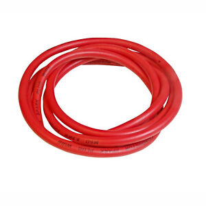 Msd 34039 Super Conductor Spark Plug Wire 8 5mm Red Roll 6 Length