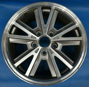 Ford Mustang 2005 2009 Used Oem Wheel 16x7 Factory 16 Rim Charcoal Machined