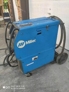 Millermatic 350p Pulse Welder Comes With Profax Mig Gun And Ground Clamp