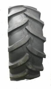 two 7 14 Carlisle Farm Specialist R 1 Lug Compact Tractor Tires 6ply Rated