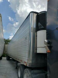 Great Dane 53 Reefer Carrier Ultima Trailer 2000 W New Compressor Price Reduced