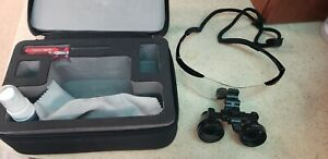 Loupes Perioptix Magnification Dental Or Surgical Loupes 2 5x