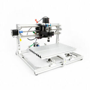 Usb Cnc 3018 Woodworking Router Engraving Machine 3 Axis Engraver Cutter Grbl