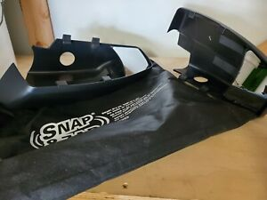Snap Zap Extended Towing Mirrors For 2014 2018 Chevy Gmc Trucks Part Used Once