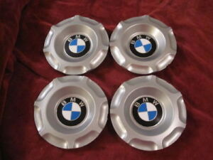 Fits Bmw Center Caps Hubcaps 3 Series 320 323 325 330 Set Of 4 Four
