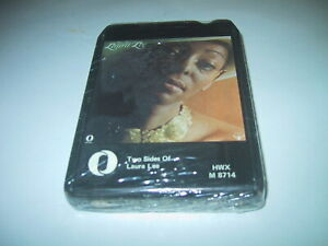 SEALED 8 Track LAURA LEE Two Sides Of 1972 Hot Wax $17.98