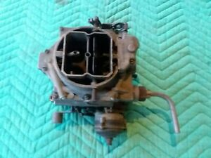 1963 1964 1965 Chevrolet Corvette Wcfb Carter 1672 Carburetor 327 4 Barrell 63
