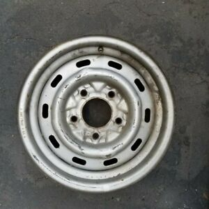 15 Inch Ford E150 F150 1992 2003 Oem Factory Original Steel Wheel Rim 3024