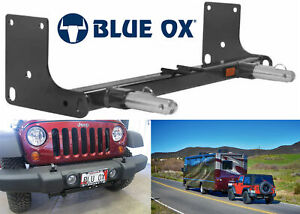 Blue Ox Bx1126 Tow Bar Base Plate For 2007 2018 Jeep Wrangler Jk New Free Ship